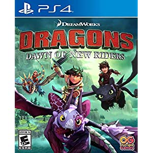 Dragons: Dawn of New Riders – PlayStation 4