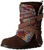 MUK LUKS Women's Nikki Americana Boot