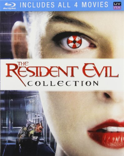 (The Resident Evil Collection (Resident Evil / Apocalypse / Extinction / Afterlife) [Blu-ray])