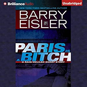 Paris Is a Bitch Audiobook