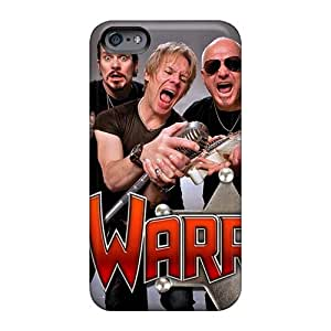 Iphone 6 FJK12462Njwo Custom Vivid Papa Roach Pattern Shockproof Hard Phone Case -Marycase88