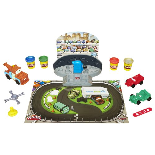 Play-Doh Cars 2 Mold N Go Speedway by Play-Doh
