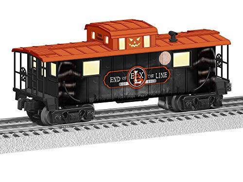 Lionel Trains - ELX Caboose, O Gauge (Lionel O Gauge Train Layouts)