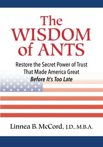 The Wisdom of Ants: 10 Commandments ofTrust