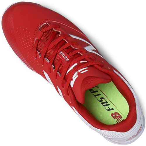 New Balance Kvinner Sp4040r1 Rød / Hvit