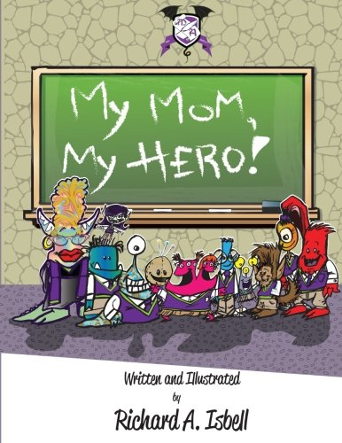 My Mom, My Hero! pdf