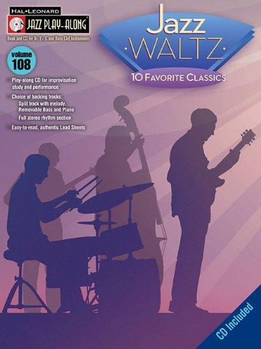 Jazz Waltz: Jazz Play-Along Volume 108 pdf epub