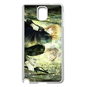Samsung Galaxy Note 3 Cell Phone Case White Pandora Hearts L3I2T