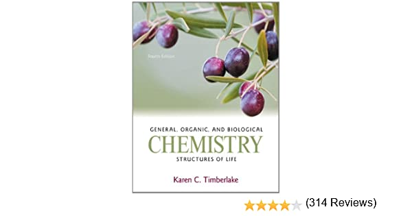 Amazon general organic and biological chemistry structures amazon general organic and biological chemistry structures of life 4th edition 9780321750891 karen c timberlake books fandeluxe Gallery