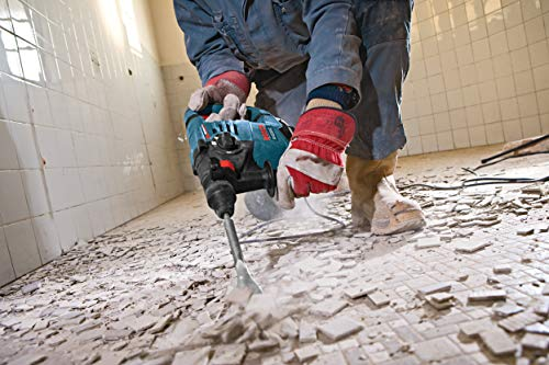 Using a Rotary Hammer