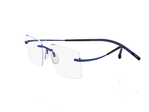 c9eb96deae Image Unavailable. Image not available for. Color  Silhouette Eyeglasses  TMA Icon ...