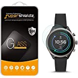 (2 Pack) Supershieldz for Fossil Sport Smartwatch 43mm (Gen 4) Tempered Glass Screen Protector, 0.33mm, Anti Scratch…