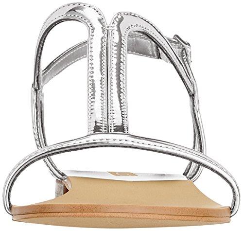 Damen Silber Adurien Adurien ALDO Peeptoe Sandalen 81 S1a4dq