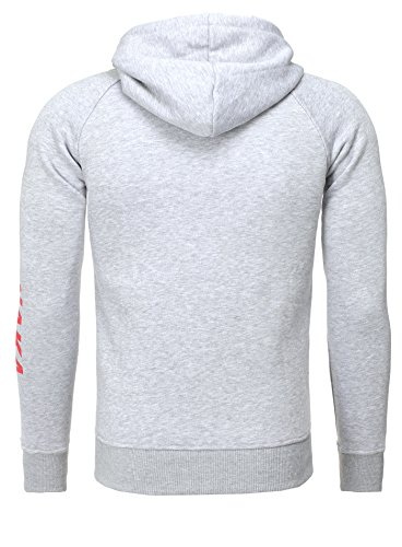 106979 For Fleece Grey Men Tanaka Akito Rnxqtw7AEq