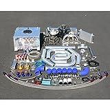 turbo upgrade kit - For Mazda Miata 1.6L High Performance 23pcs TD05 16G Turbo Upgrade Installation Kit