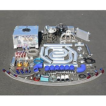 For Mazda Miata 1.6L High Performance 23pcs TD05 16G Turbo Upgrade Installation Kit
