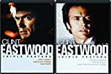 Clint 6 Movie Collection - Dirty Harry / Absolute Power / Tightrope / Space Cowboys / The Gauntlet / Every Which Way But Loose 6-DVD Bundle Eastwood