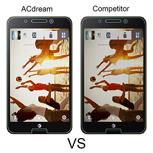 ACdream ASUS MeMO Pad 7 LTE Screen Protector Premium HD Clear Tempered Glass ...