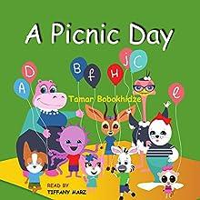 A Picnic Day: My Teacher Hilda, Book 2 Audiobook by Tamar Bobokhidze Narrated by Tiffany Marz