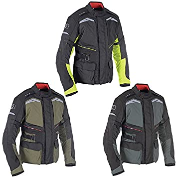 Oxford Quebec 1.0 - Chaqueta de moto para hombre: Amazon.es ...