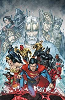 Book Cover: Injustice Gods Among Us Year Four Volume 1