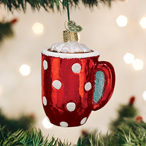 Old World Christmas 32310 Ornament, Hot Cocoa