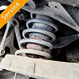 Automotive Shock Absorber Replacement - In Store