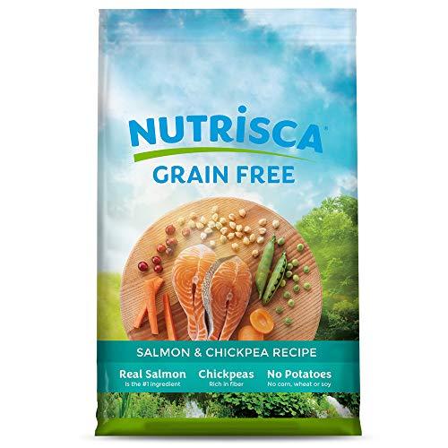 Nutrisca Grain-Free Salmon & Chickpea Recipe A