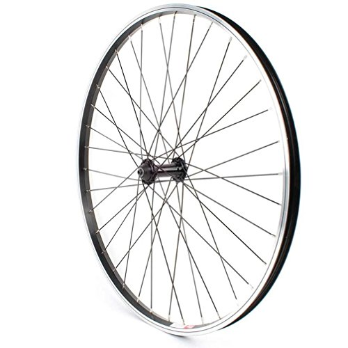 "Wheel Masters Front Wheel 26/"" Alloy Mountain Disc Double Wall 26X1.5 559X21 Wei"