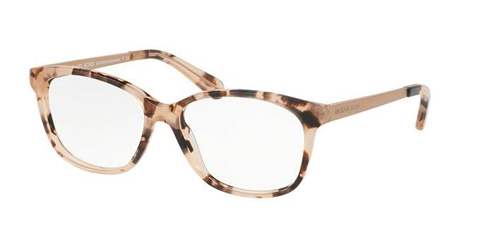 Eyeglasses Michael Kors MK 4035F 3205 PINK TORTOISE at Amazon Men\'s ...