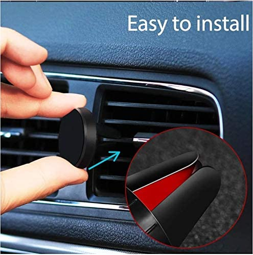 AiLove Universal Air Vent Magnetic Phone Car Mounts Holder for iPhone 11 Pro Xs Max XR X 8 7 Plus 6 Compatible Most Case Galaxy S20 Ultra S10 S10e 5G S9,LG,Note 10 //Mini Tablet