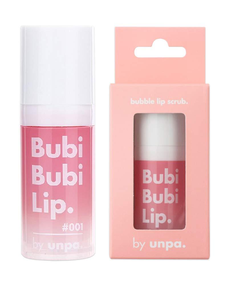 [unpa] Bubi Bubi Lip Remove Lip Dead Skin Bubble Scrub (No Microbeads)