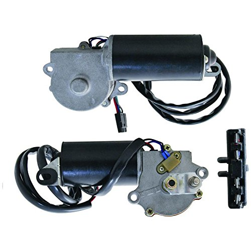 New Windshield Wiper Motor Fits Jeep CJ5 CJ7 ()