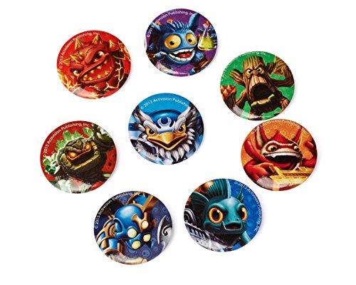 - American Greetings Skylanders Buttons (8-Count)
