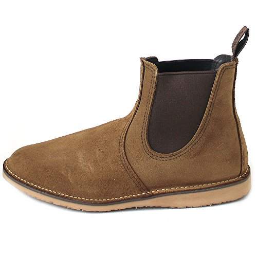 Red Wing Shoes Stivali Chelsea Uomo Braun (Olive)
