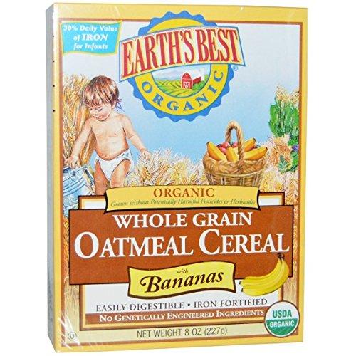 Earths Best, Orgánica de Cereales de grano entero Harina de ...