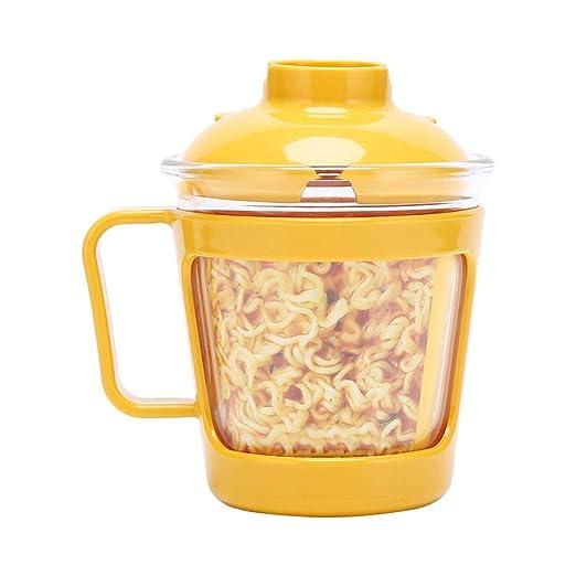 ZL-Chufang Cristal caja de almuerzo;Caja de fideos instantáneos ...