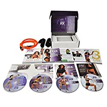 21 Day Fix 4 DVD Workout Program Set