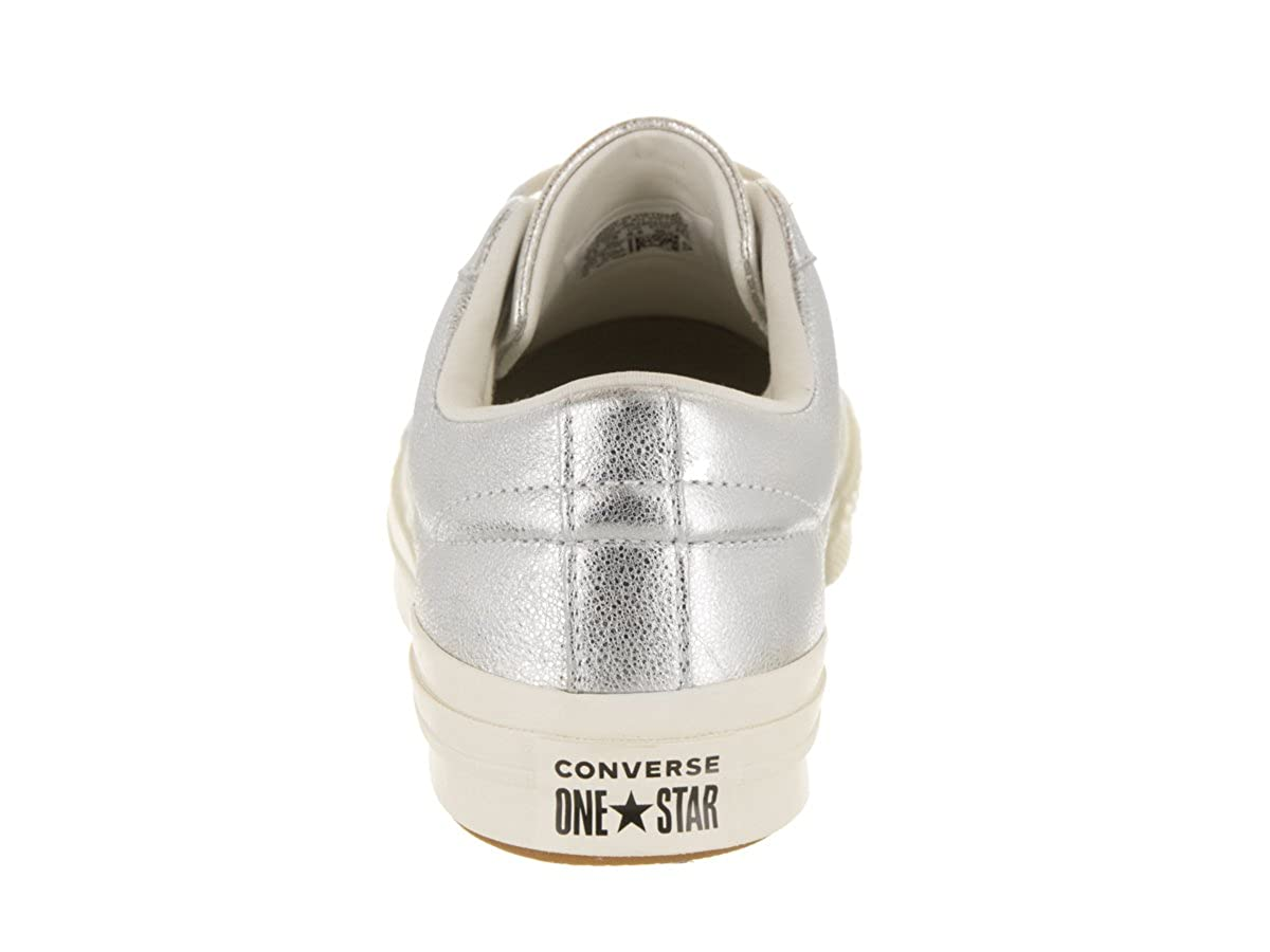 f1e844af7d8d Converse Unisex Kids  Lifestyle One Star Ox Low-Top Sneakers ...