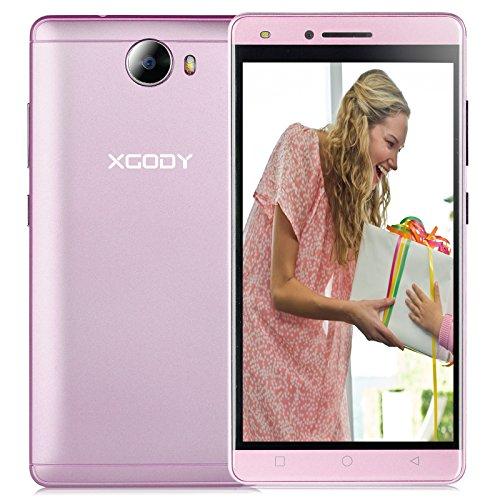Xgody X11 Unlocked Android Pink