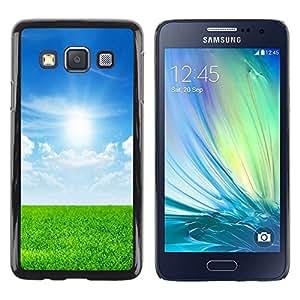 iKiki Tech / Estuche rígido - Nature Field Sunshine - Samsung Galaxy A3 SM-A300