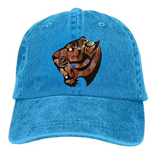 hanbaozhou Beach Tiger Snapback Adjustable Hat Women Baseball Caps Gorras Funny béisbol Denim rtqrTBw