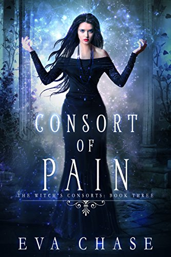 Consort of Pain: A Paranormal Reverse Harem Novel (The Witch's Consorts Book 3) cover