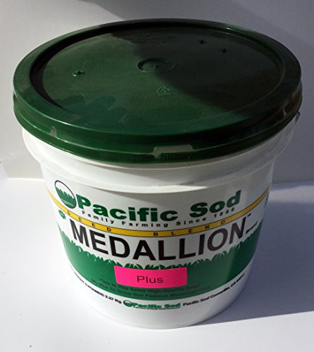 Fescue Blend, 90/10 Premium Grass Seed Blend - 5 LBS ()