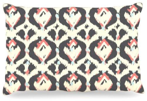 Large 30\ Kess InHouse Amanda Lane Moonrise Abikat  Fleece Dog Bed, 30 by 40-Inch