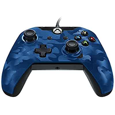 Amazon.com: PDP Wired Controller for Xbox One, Xbox One X and Xbox ...