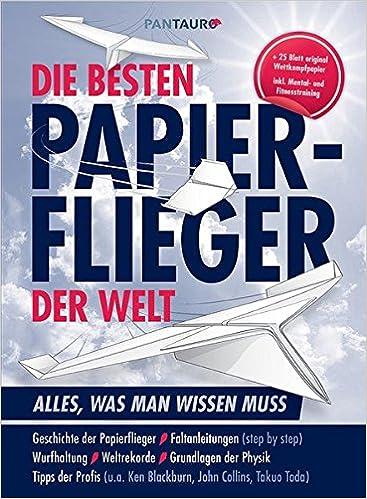 Weltbester papierflieger