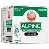 Alpine Soy Flex Icing Shortening, 50 Pound -- 1 each.