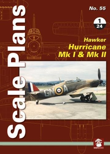 Hawker Hurricane Mk I & Mk II 1/24 (Scale (Hawker Hurricane Fighter)