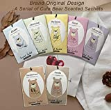 LIFFLY 14 Packs Scented Sachets for Drawers and